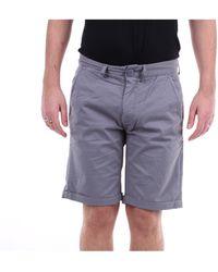 Sun68 Pantalones cortos bermudas - Gris