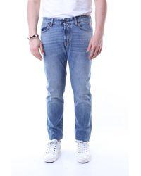 Roy Rogers Jeans mince - Bleu