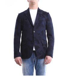 Etro Chaquetas chaqueta de sport - Azul