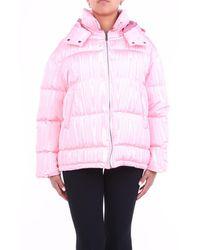 L'Autre Chose La chaqueta corta autrechose - Rosa