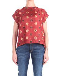 Momoní Camicie bluse ruggine - Multicolor