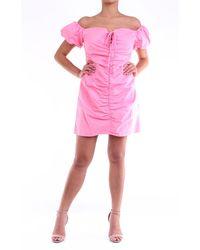 Glamorous Vestido corto glamoroso en color rosa