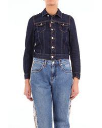 DSquared² Vestes en jean - Bleu