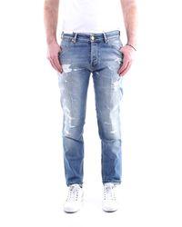 PT Torino Jeans slim - Blu