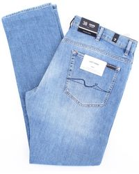 7 For All Mankind 7 pour tous les skinny makind - Bleu