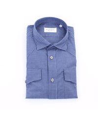 MASTRICAMICIAI Masticamiciai camicia di colore avion e blu