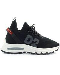 DSquared² Chaussures de tennis faible - Multicolore