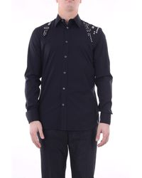 Alexander McQueen Camisas casual - Negro