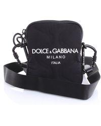 Dolce & Gabbana E umhängetasche - Schwarz