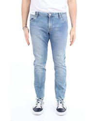 Pt05 - Jean slim fit avec 5 poches - Lyst