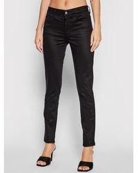 Guess Pantalone skunny 61%ly 30%co 7%em 2%ea - Noir