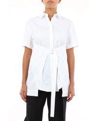 Sportmax Camisas blusas - Blanco