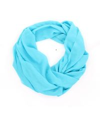 Clips Sciarpe & stole foulard - Blu