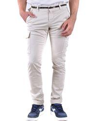 Mason's Pantalon classics - Gris