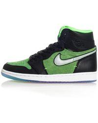 Nike Sneakers jordan 1 hi zoom air ck6637.002 - Grün