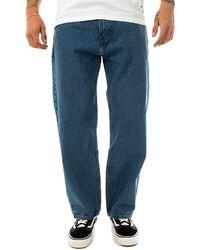 Levi's Pantaloni levi's skate baggy 5 pocket 39707-0016 - Blu