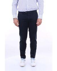 Eleventy Pantalon régulier - Bleu