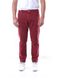 PT Torino Pantalones vaqueros regular - Rojo