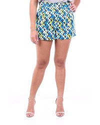 MICHAEL Michael Kors Pantalones cortos mini - Azul