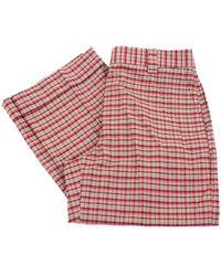 PT Torino Pantalon chino - Rouge