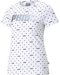 PUMA T-shirt - Bianco