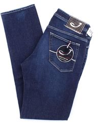 Jacob Cohen Jeans modello 613 blu