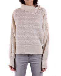 Philosophy Tricots foulard - Blanc