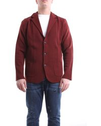 Retois Chaquetas chaqueta de sport - Rojo