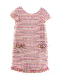 Pinko Robes cours fille - Rose