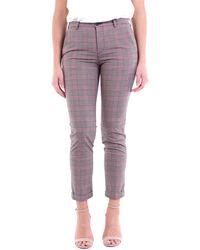 Pence Pantalone regular multicolor - Multicolore