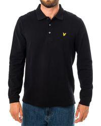 Lyle & Scott Polo ls shirt lp400vb.z865 - Blau