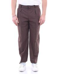 Valentino Pantalones color - Morado