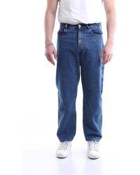 Gcds Pantalones vaqueros rectos - Azul