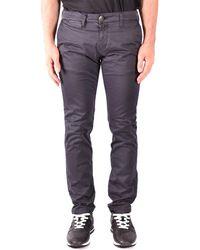 Armani Jeans Pantalones clásicos - Azul