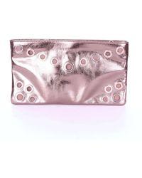 Orciani Trousse börse - Pink