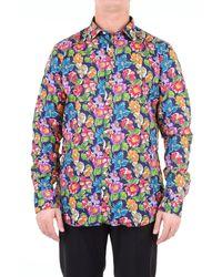 Aglini Camisa - Multicolor