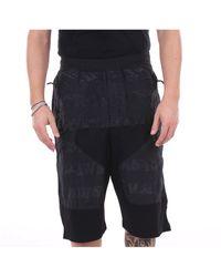 Stone Island Pantalones cortos bermudas - Negro