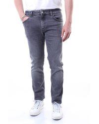 Department 5 Department5 jeans negros lavados - Azul