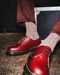 Dr. Martens Marl Socks - Red