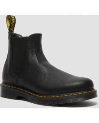 Dr. Martens - 2976 Ambassador Leather Chelsea Boots - Lyst