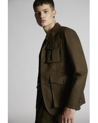 DSquared² - Jacket/blazer - Lyst