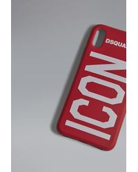 DSquared² IPhone 7 covers - Rot