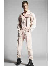 DSquared² Overall - Pink