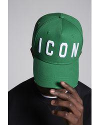 DSquared² Sombrero - Verde