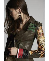 DSquared² Jacket/blazer - グリーン