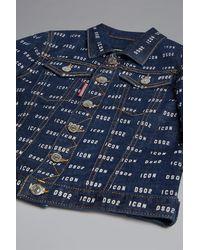 DSquared² ユニセックス Jacket/blazer - ブルー