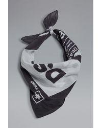 DSquared² Fular - Negro