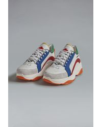 DSquared² - Bumpy 551 Sneakers - Lyst