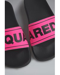 DSquared² Flipflop - Pink