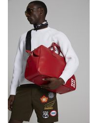 DSquared² Seesack - Rot